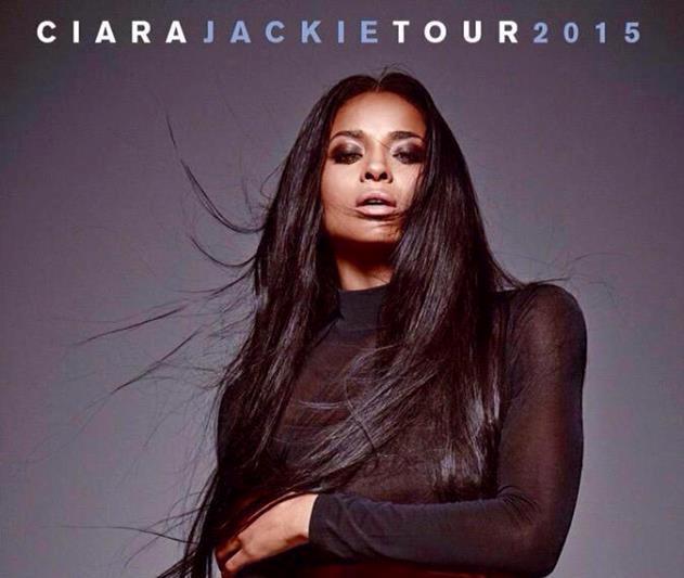 Ciara Tour 2015