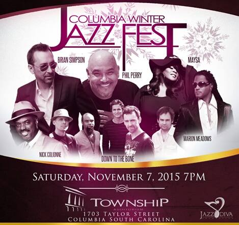 Columbia Winter Jazz Fest - 2015