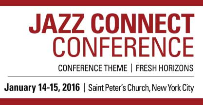 Jazz Connect Conference - 2016