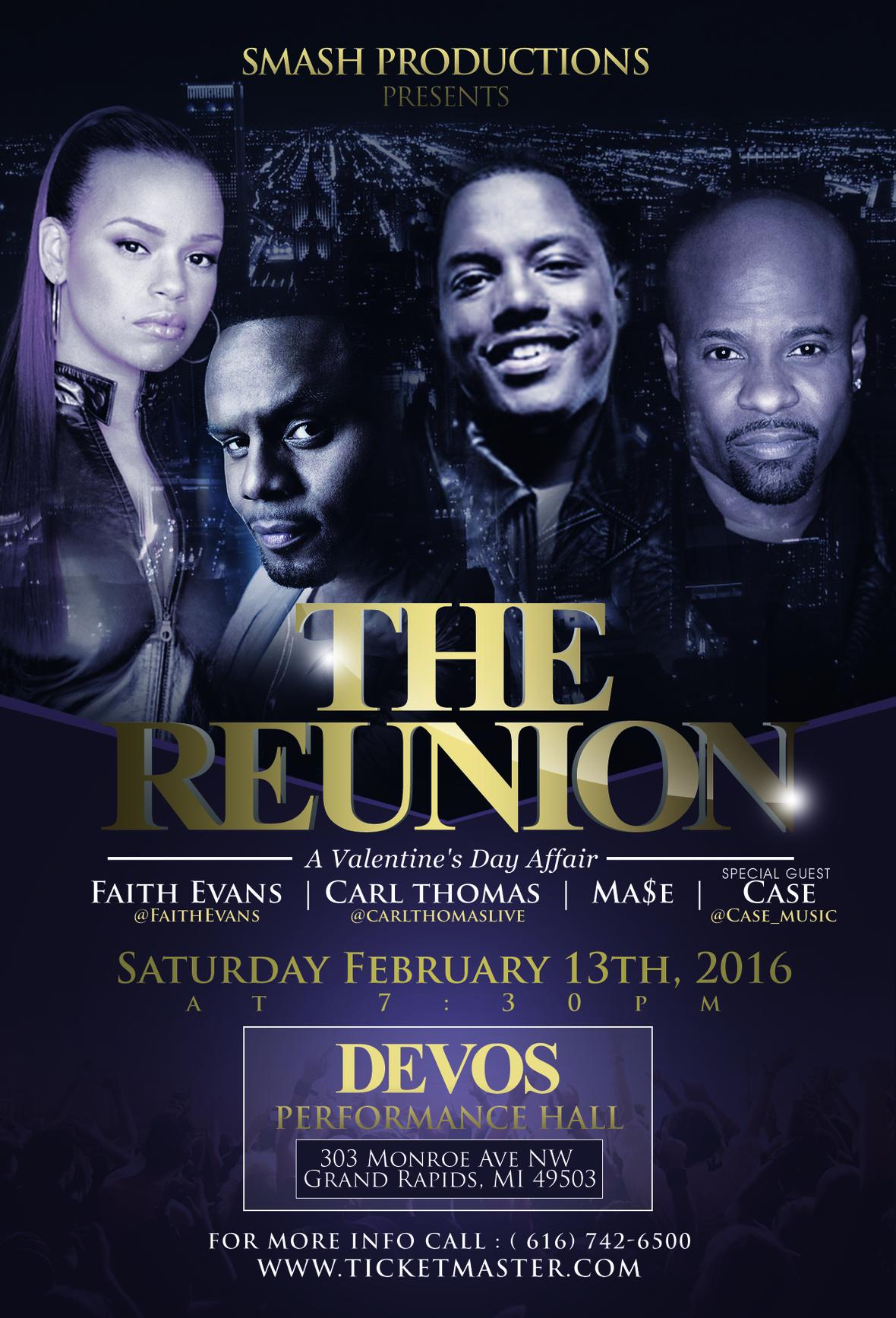 The Reunion Concert - 2016