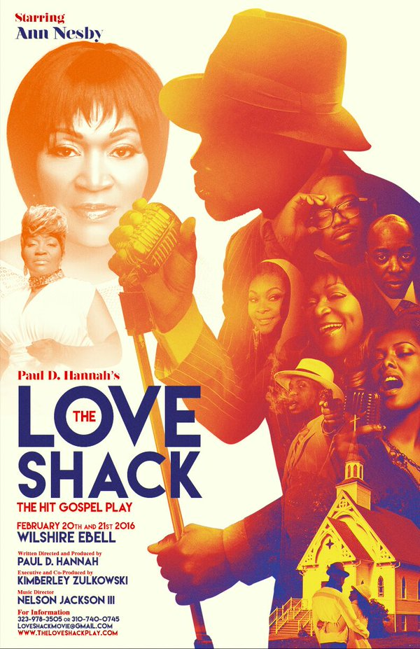 The Love Shack Poster
