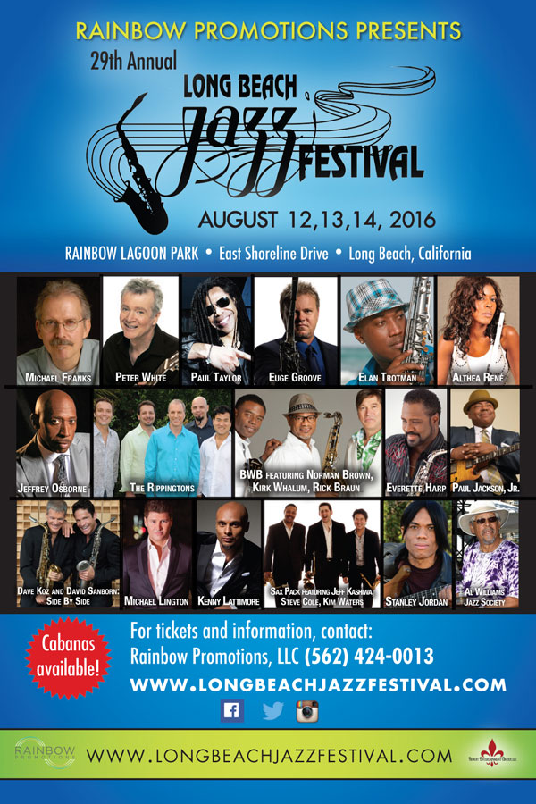 Long Beach Jazz Festival - 2016