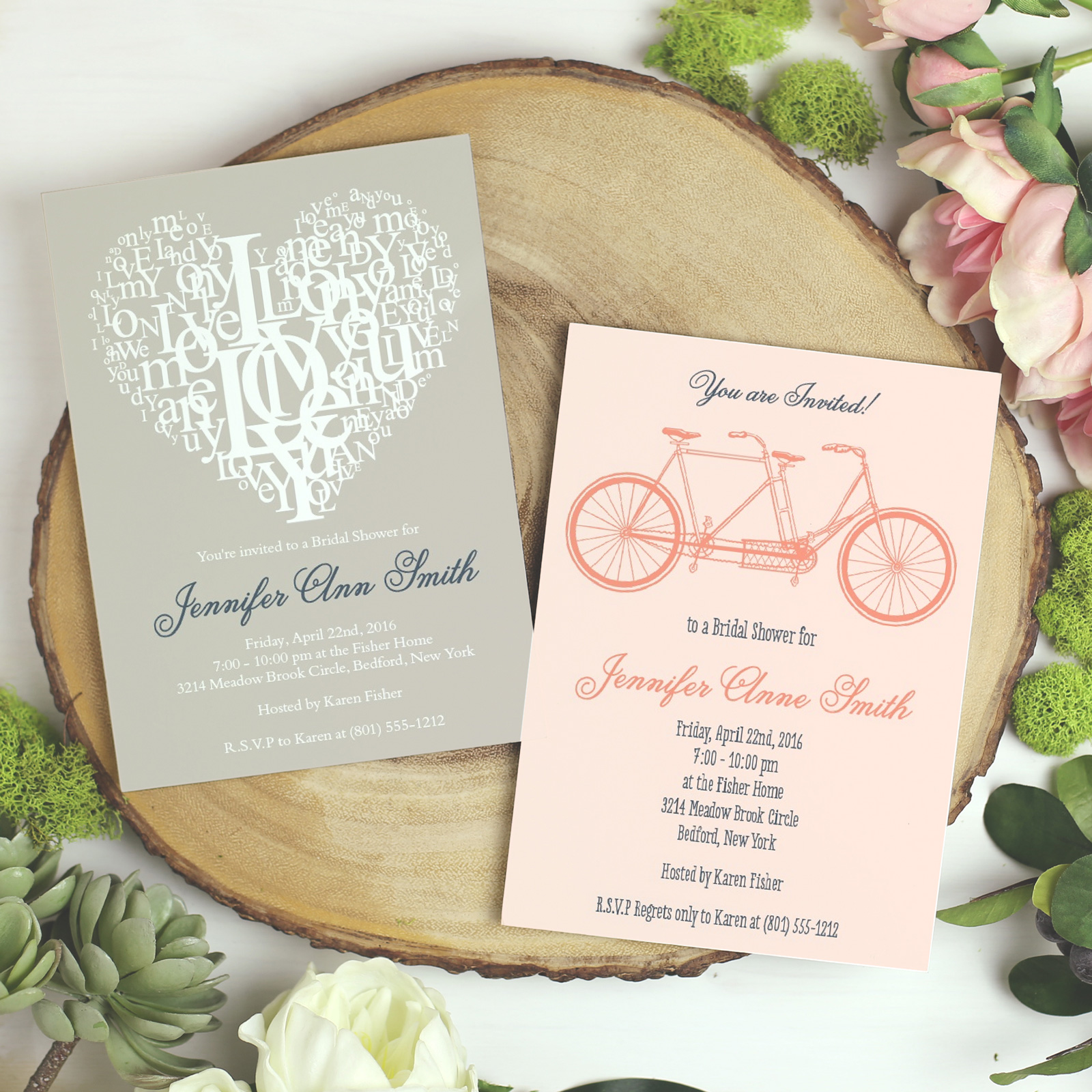 Basic Invite, Bridal Shower Invitations, Tips on Creating the Perfect Invitations for All of Your Wedding Festivities
