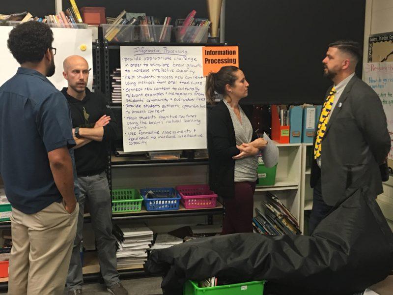 Culturally Responsive Teaching PLC