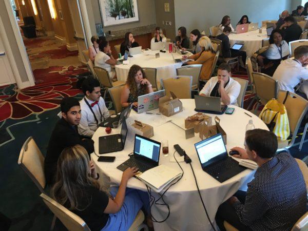 New Tech Network Annual Conferenec in Orlando, Florida