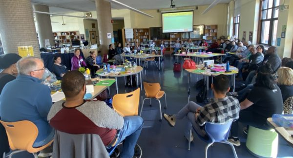 Fall 2019 Dismantling White Supremacy Culture in Schools Workshop
