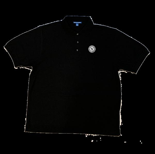Polo Shirt-Black