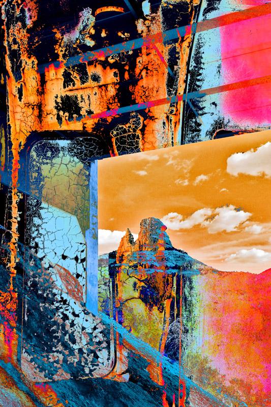 Sedona - Ari Rosenthal Fine Art