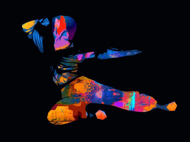 Ari Rosenthal Fine Art - Kung