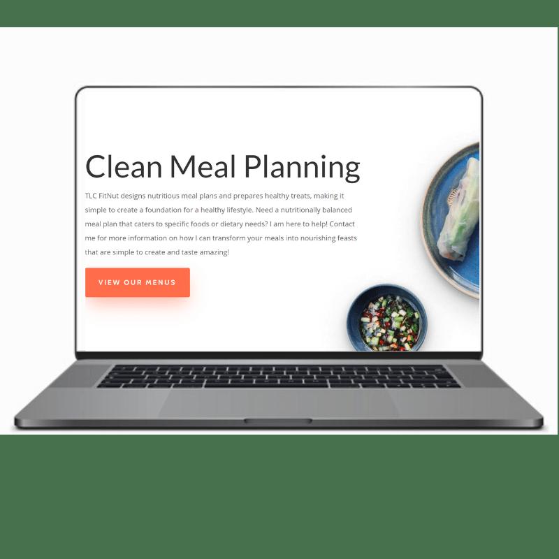 TLCFitNut Clean meals