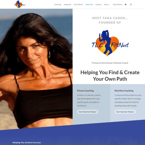TLCFITNUT Homepage