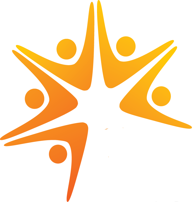 Large SunShare sun logo