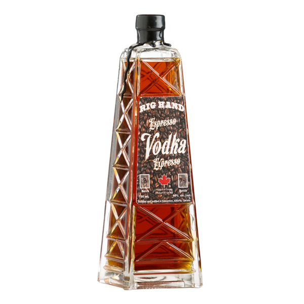 Rig Hand Espresso Vodka - Rig Hand Distillery
