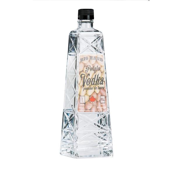 Potato Vodka - Rig Hand Distillery