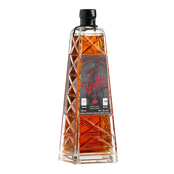 Rig Hand Saskatoon Vodka - Rig Hand Distillery