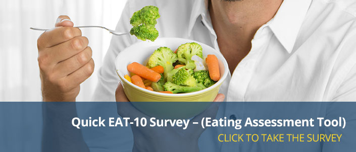 Quick EAT-10 Survey – (Eating Assessment Tool)