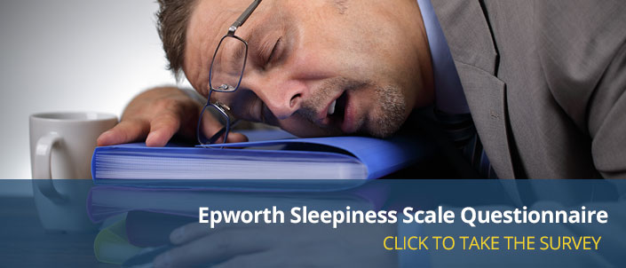 Epworth Sleepiness Scale Questionnaire