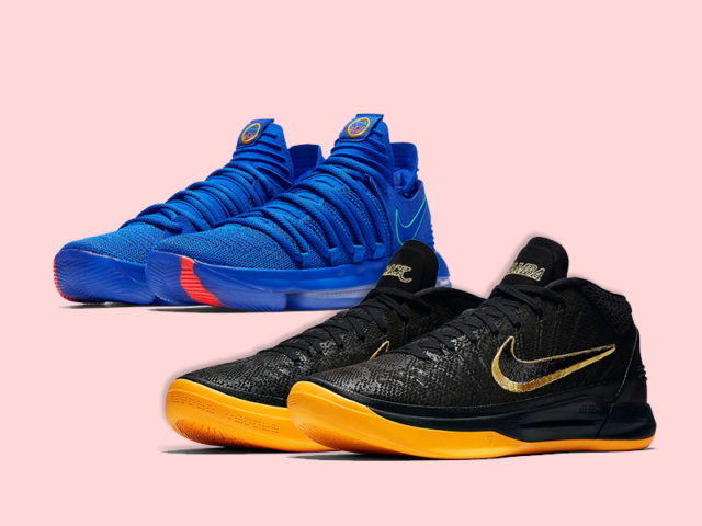 NIKE BASKETBALL 'CITY EDITION' IN TIME FOR CHRISTMAS