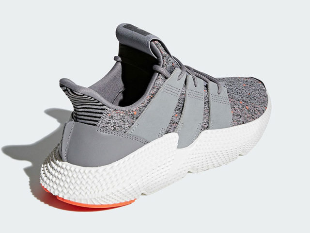 The adidas PROPHERE 'REFILL' is now available in Grey