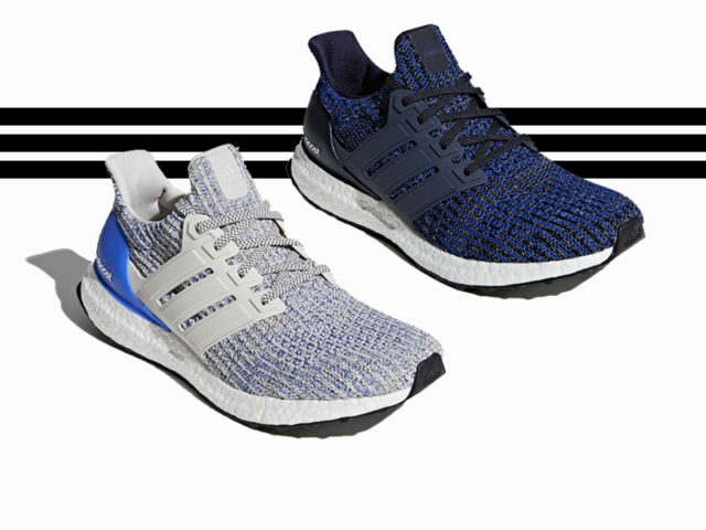 The UltraBoost 4.0 is back in shades of blue