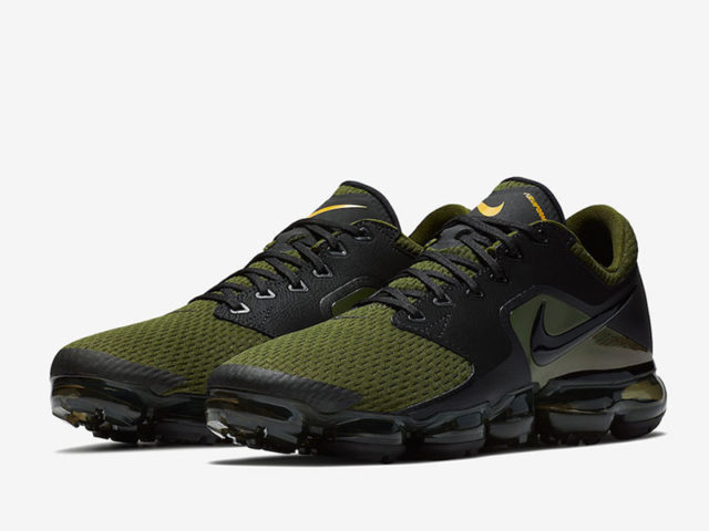 Release Reminder: Nike Air VaporMax CS 'Olive'