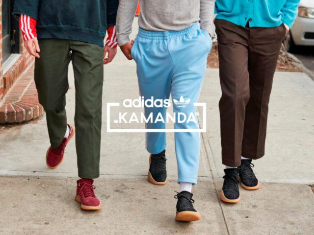 adidas introduces us to the Kamanda