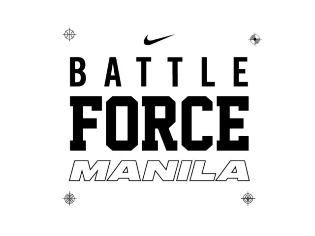 CELEBRATE MANILA: NIKE LAUNCHES BATTLE FORCE MANILA