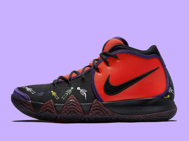 Nike and Kyrie release another SB-inspired Kyrie this Halloween