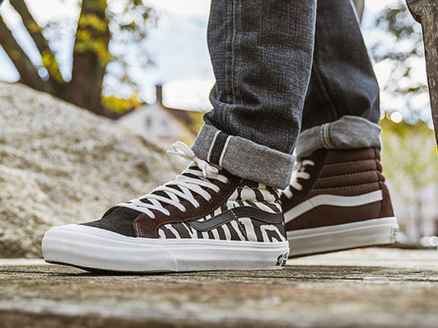 Out Now: Taka Hayashi x Vans Vault Style 138 LX