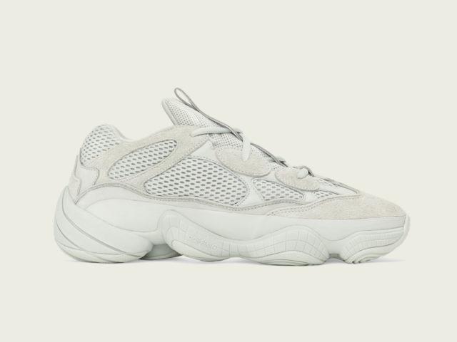 4/4: adidas is releasing the YEEZY 500 'Salt'
