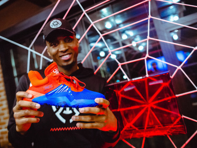 adidas unveils Donovan Mitchell's signature shoe, the D.O.N. Issue #1