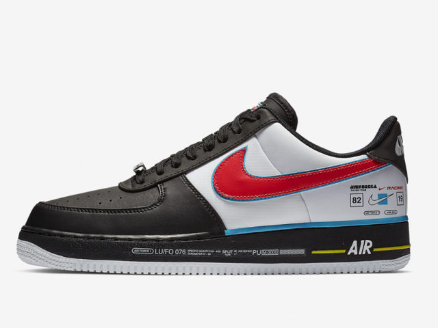 Nike brings out a special Air Force 1 as we near All-Star Weekend