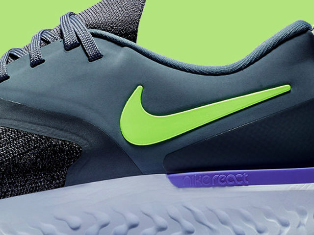 Run Better with the Nike Odyssey React Flyknit 2