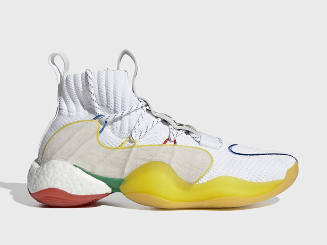 Out Now: Pharrell x adidas BYW LVL X