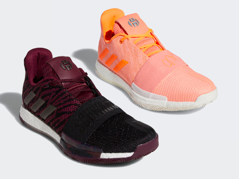 colorways for the Harden Vol.3