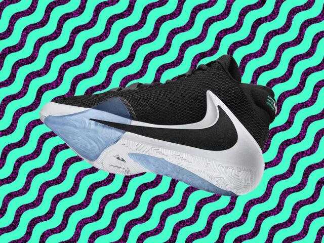 Release Reminder: Nike Zoom Freak 1 'Black/White'