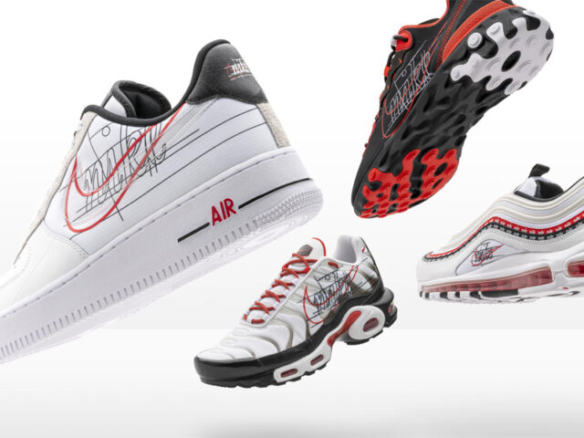 Nike Sportswear celebrates the evolution of the Swoosh