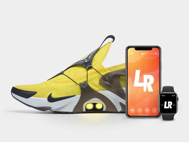 FUTURE PROOF: The Nike Adapt Huarache