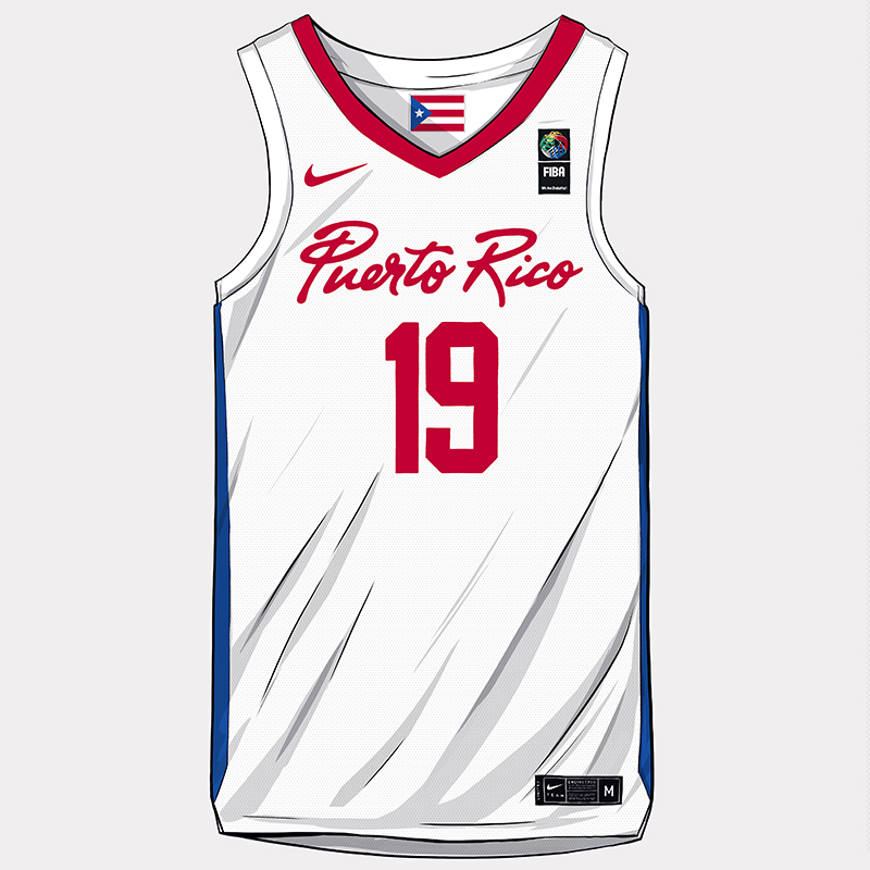 muy agradable hermosa y encantadora nueva especiales IN FOCUS: Nike and Jordan Brand unveil the new kits for 2019 FIBA ...