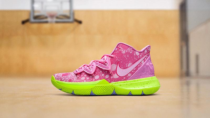 Nike Kyrie x SpongeBob SquarePants
