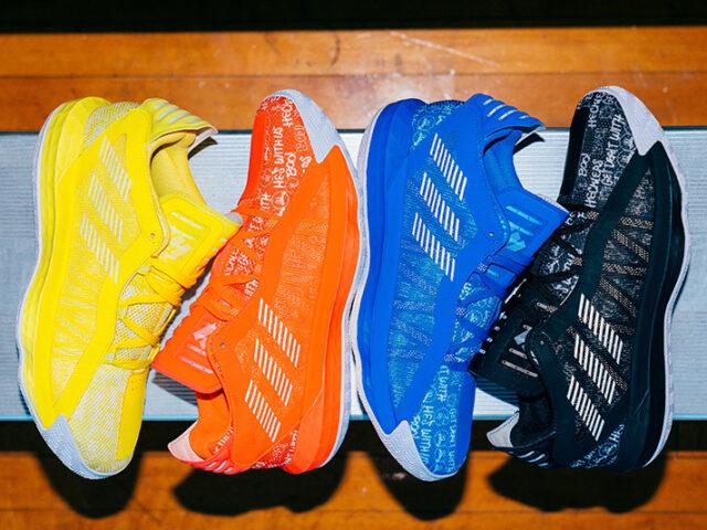 Get Dealt With: adidas DAME 6 'Hecklers' pack