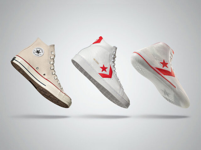 BE THE FIRST: Converse Basketball is Back
