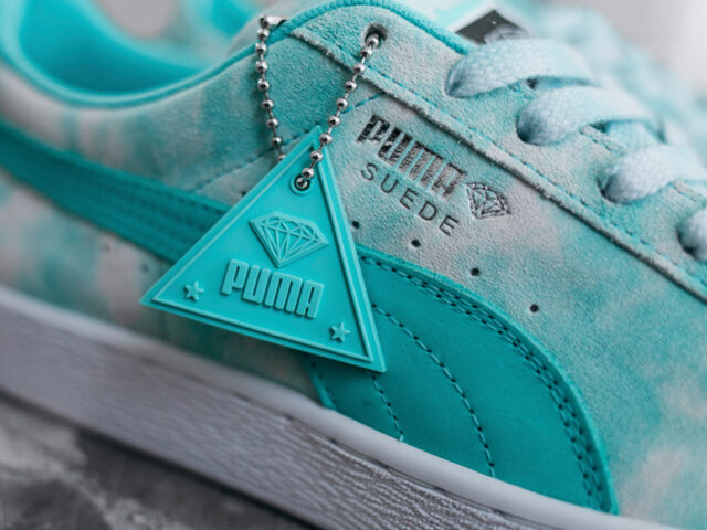 The Diamond Supply x PUMA Collection drops at Sneak Peek Today
