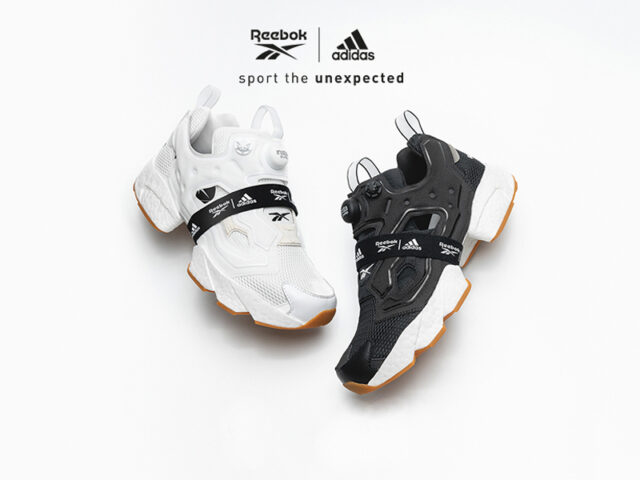 TODAY: Reebok Instapump Fury Boost 'Black & White'