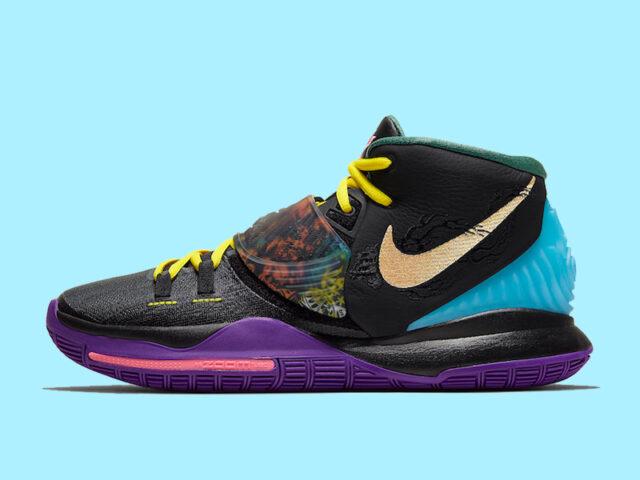 TODAY: Nike KYRIE 6 'CNY'