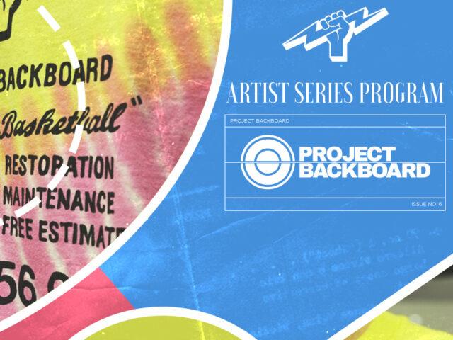 TITAN ARTIST SERIES 6: PROJECT BACKBOARD