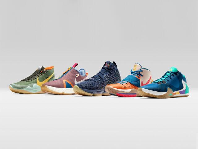 Nike Basketball unveiled their BHM 2020 PEs