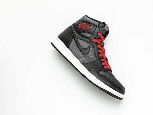 Jordan Strikes Again: Air Jordan 1 Retro High 'Black Satin'