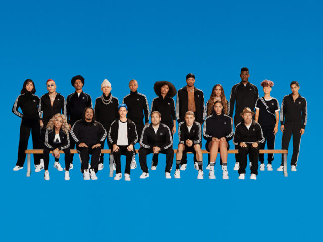 adidas SUPERSTAR 2020: Change is a Team Sport