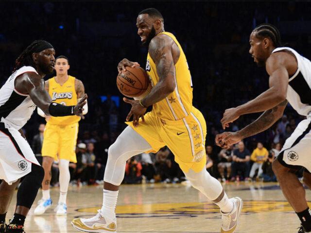Nike Basketball reissues the LEBRON 7 'China Moon'